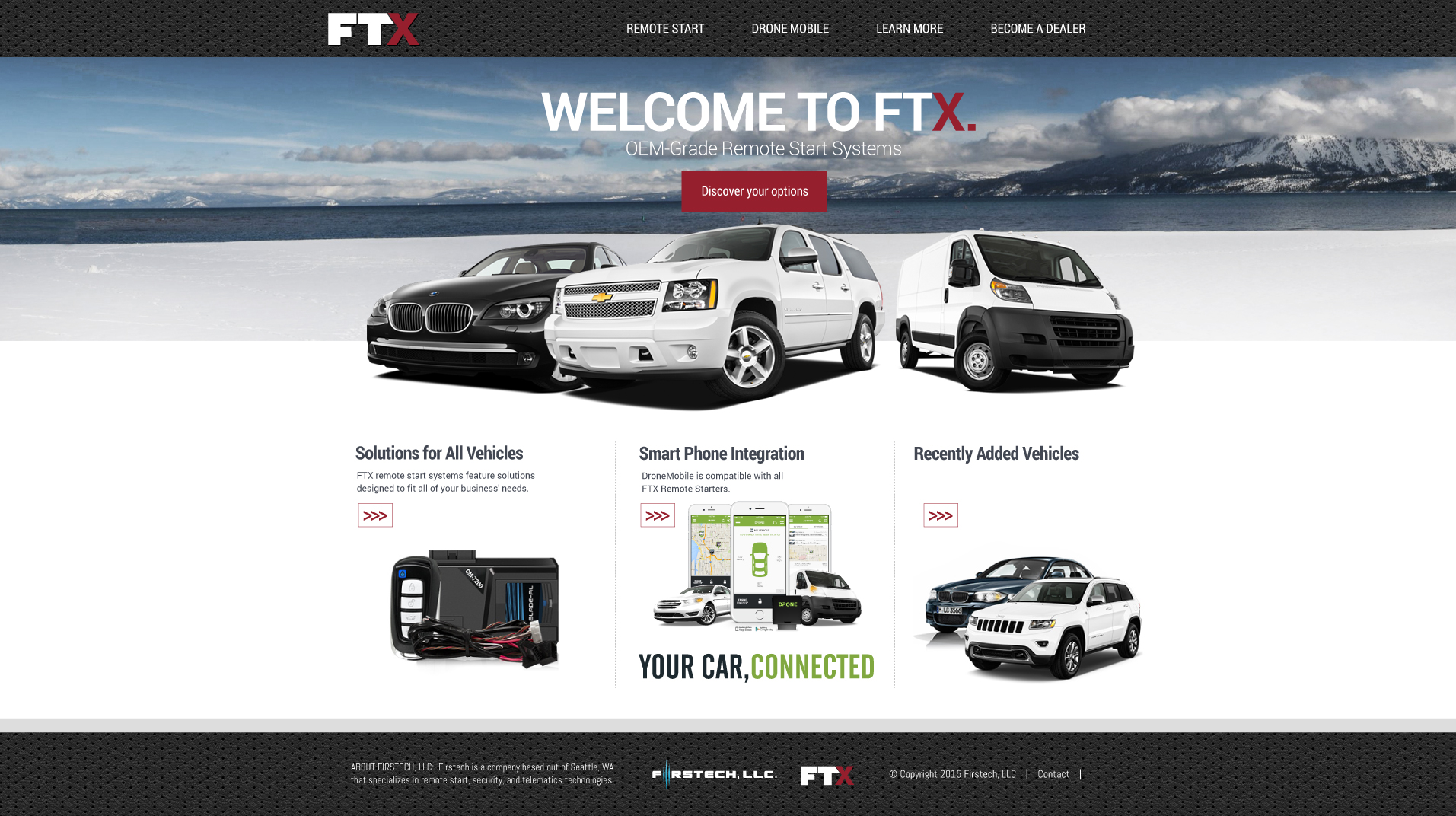 FTX website
