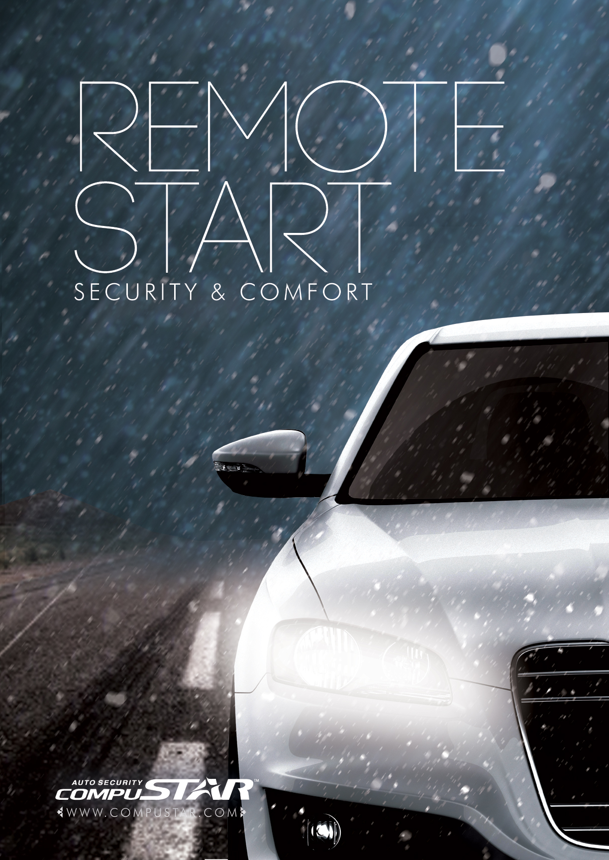 remote start posters